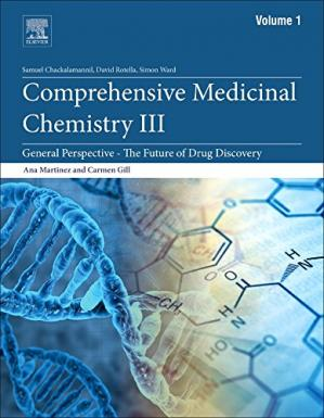 Copertina Comprehensive Medicinal Chemistry III