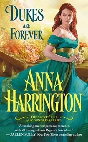 Book cover Dukes are Forever
