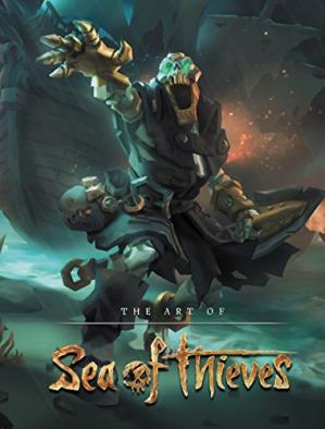 Book cover The Art of Sea of Thieves