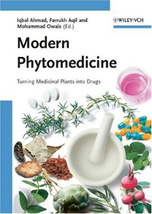 Book cover Modern Phytomedicine - Turning Medicinal Plants into Drugs