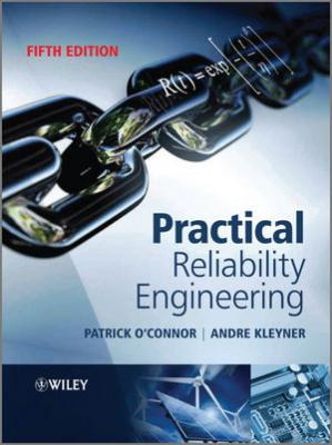 Book cover Practical Reliability Engineering, Fifth Edition