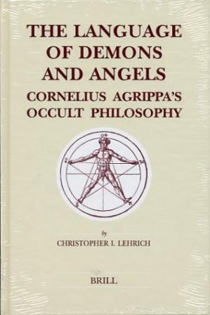 Copertina The Language of Demons and Angels: Cornelius Agrippa's Occult Philosophy