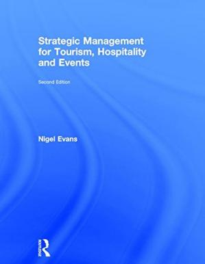 Book cover Strategic Management for Tourism, Hospitality and Events