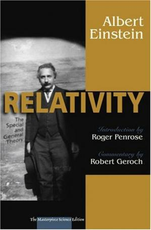 Book cover Relativity: The Special and the General Theory