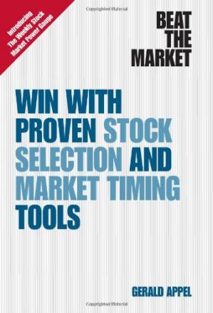 Обложка книги Beat the Market: Win with Proven Stock Selection and Market Timing Tools