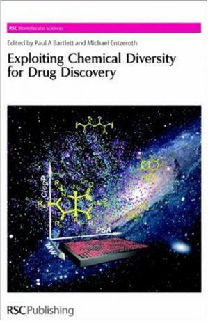 A capa do livro Exploiting Chemical Diversity for Drug Discovery