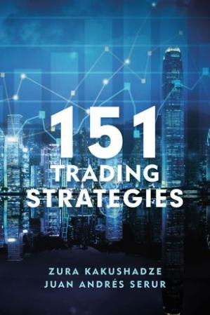 Book cover 151 Trading Strategies