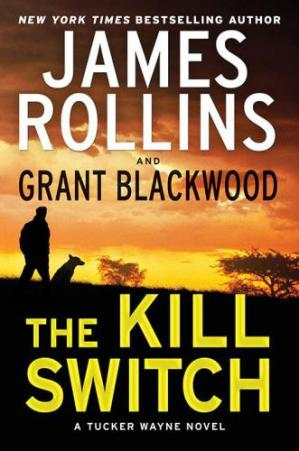 Book cover The Kill Switch