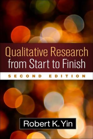 Book cover Qualitative Research from Start to Finish