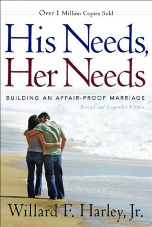 书籍封面 His Needs, Her Needs: Building an Affair-Proof Marriage