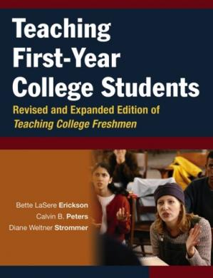 Copertina Teaching First-Year College Students (Jossey-Bass Higher and Adult Education)