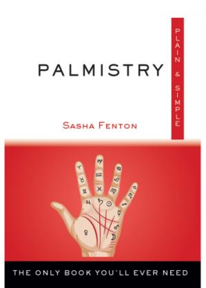 Kitap kapağı Palmistry, Plain & Simple: The Only Book You'll Ever Need