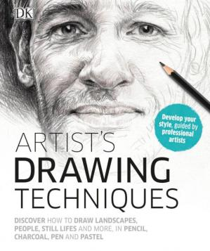 表紙 Artist's Drawing Techniques