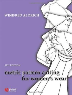 Buchdeckel Metric Pattern Cutting for Women's Wear (5th edition)