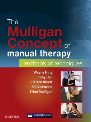 Book cover The Mulligan Concept of Manual Therapy