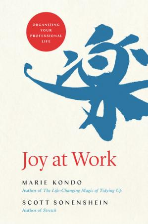 Book cover Joy at Work: Organizing Your Professional Life