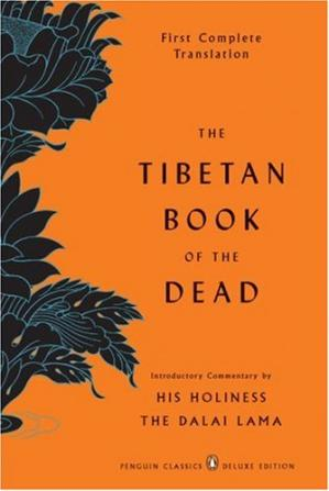 Book cover The Tibetan Book of the Dead: First Complete Translation (Penguin Classics Deluxe Edition)