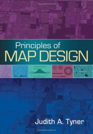 Book cover Principles of Map Design