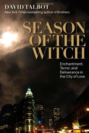 Sampul buku Season of the witch : enchantment, terror and deliverance in the city of love