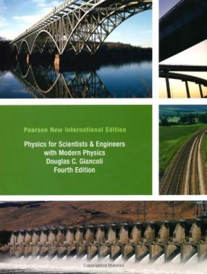 Book cover Physics for Scientists and Engineers with Modern Physics [Pearson New International Edition]