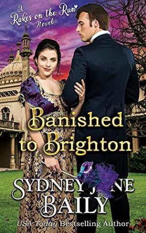 Book cover Banished to Brighton