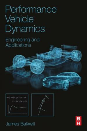 Book cover Performance vehicle dynamics: engineering and applications