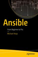 Обложка книги Ansible: From Beginner to Pro