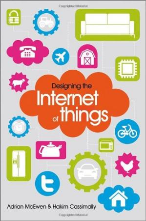 Book cover Designing the Internet of Things