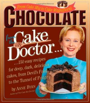 Book cover Chocolate from the Cake Mix Doctor