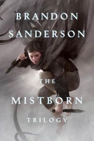 Couverture du livre The Mistborn Trilogy (The Final Empire; Well of Ascension; Hero of Ages)