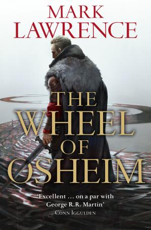 Book cover The Wheel of Osheim
