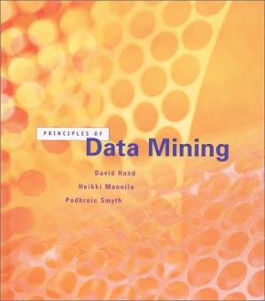 Book cover Principles of Data Mining
