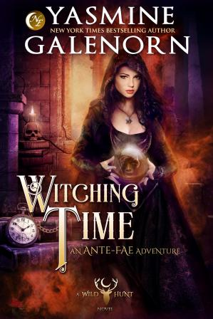 Book cover Witching Time