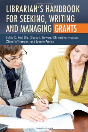 Bìa sách Librarian's Handbook for Seeking, Writing, and Managing Grants