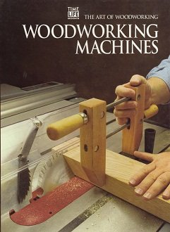 Book cover The Art of Woodworking Woodworking machines
