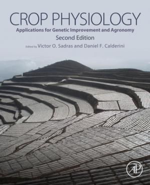 Book cover Crop physiology