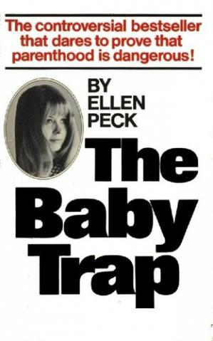 Book cover The Baby Trap