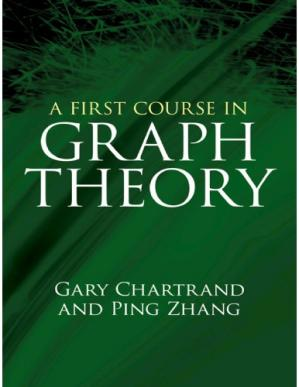 Book cover A First Course in Graph Theory
