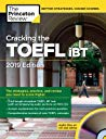 Buchdeckel Cracking the TOEFL IBT with Audio CD, 2019 Edition: The Strategies, Practice, and Review You Need to Score Higher