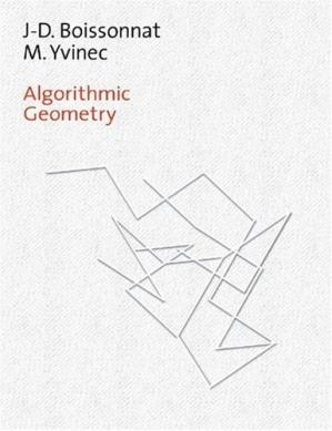 书籍封面 Algorithmic Geometry