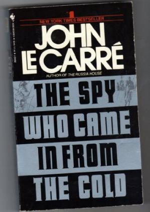 Book cover The Spy Who Came in from the Cold