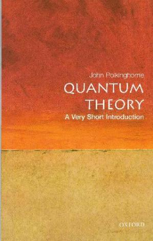 Book cover Quantum Theory: A Very Short Introduction
