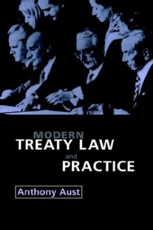 Book cover Modern Treaty Law and Practice