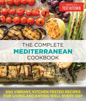 Copertina The Complete Mediterranean Cookbook: 500 Vibrant, Kitchen-Tested Recipes for Living and Eating Well Every Day