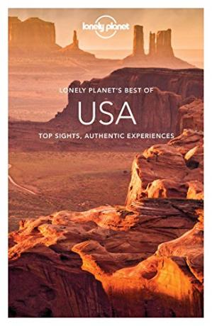 Copertina Lonely Planet's Best of USA