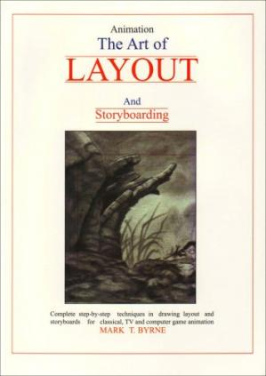 Kitap kapağı Animation - The Art of Layout and Storyboarding