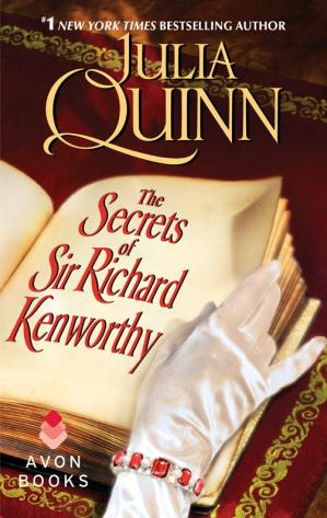 Book cover The Secrets of Sir Richard Kenworthy