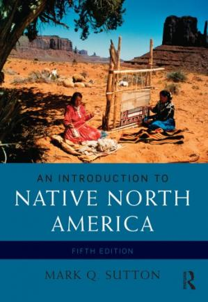 Book cover An Introduction to Native North America