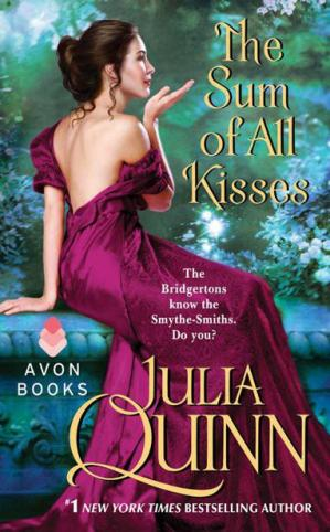 Book cover The Sum of All Kisses