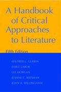 Book cover A Handbook of Critical Approaches to Literature